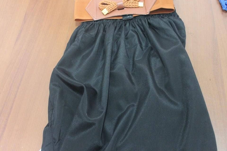 vestido-aliexpress-preto-branco-com-cinto-detalhes