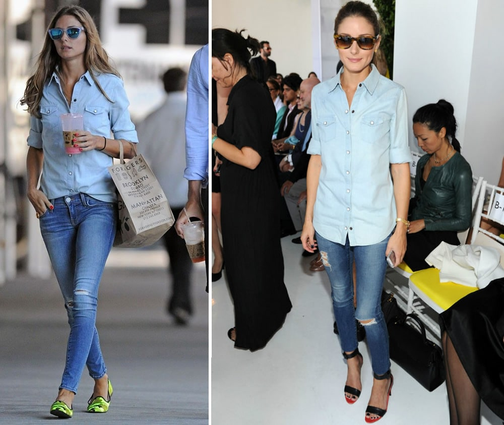 olivia-palermo-camisa-jeans-calca-jeans