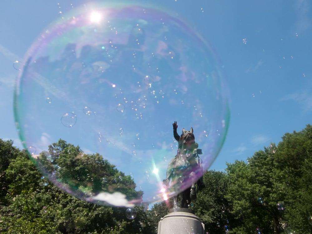 Bubble Fest, NYC, Morando em Nova Iorque, Verão Nova Iorque