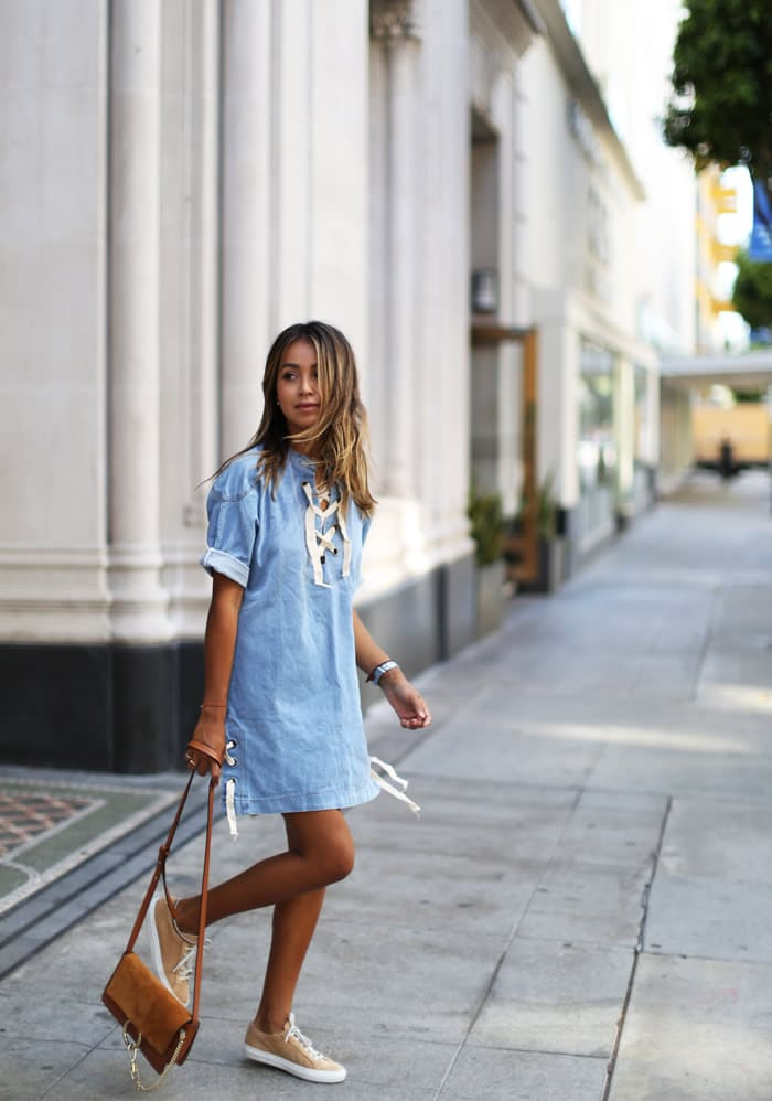 vestido-jeans-lace-up-decote
