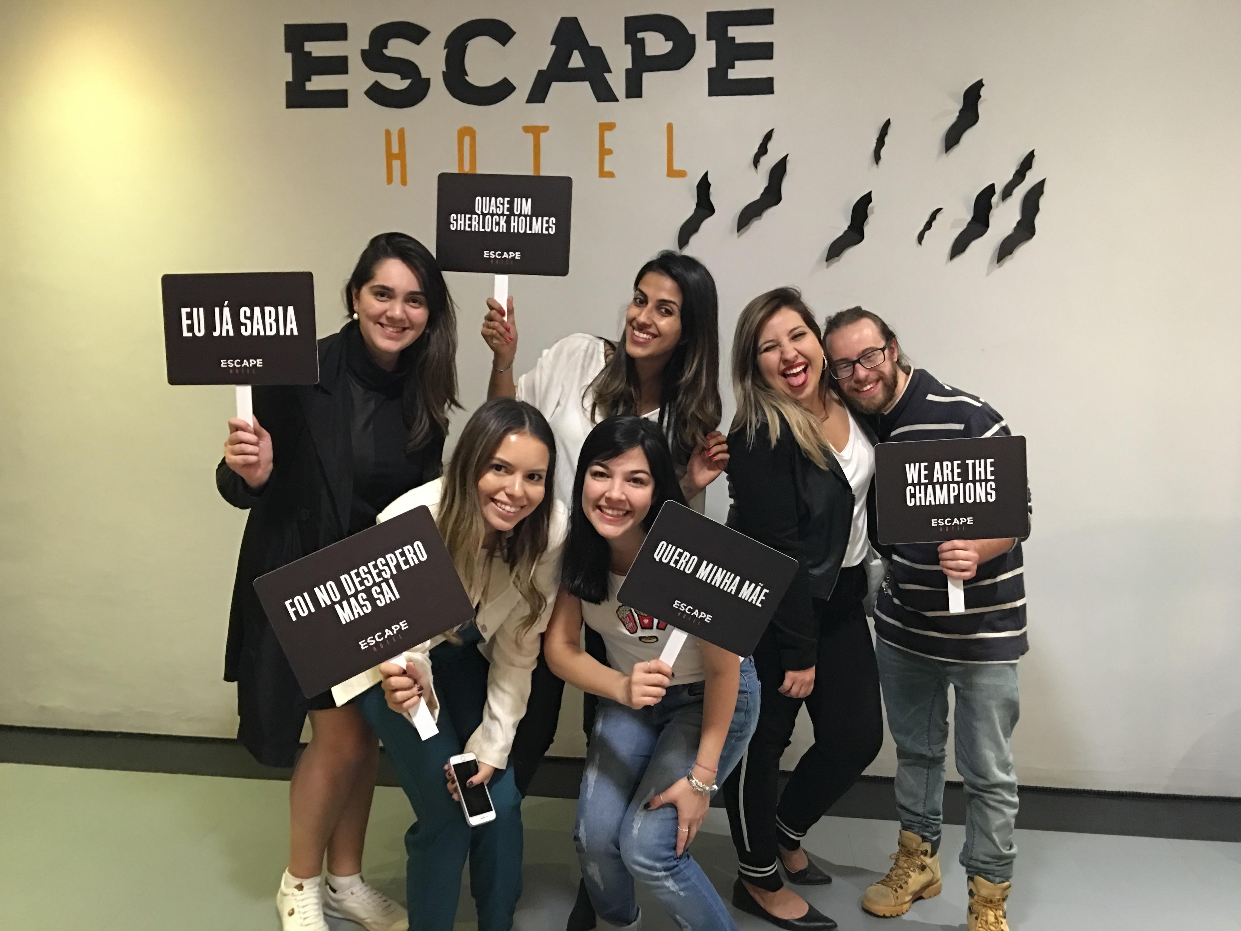 Escape Hotel São Paulo
