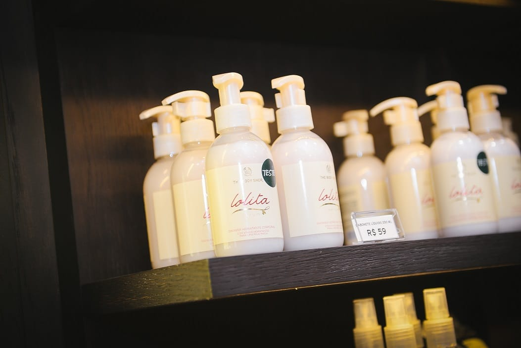 The Body Shop Jardim Pamplona Shopping, The Body Shop, The Body Shop, Produtos, Produtos de Beleza