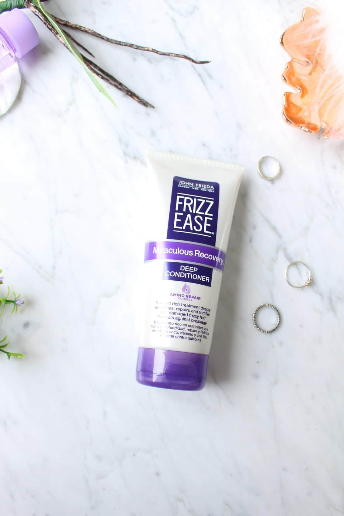 Resenha Deep Conditioner Miraculous Recovery John Frieda, Deep Conditioner Miraculous Recovery, Deep Conditioner John Frieda, John Frieda Deep Conditioner, Condicionador Deep Conditioner, Condicionador Miraculous Recovery