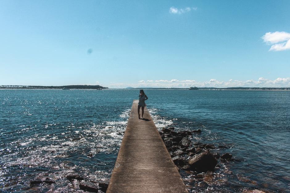 Porto, Porto Punta Del Est, Praia, Playa Mansa