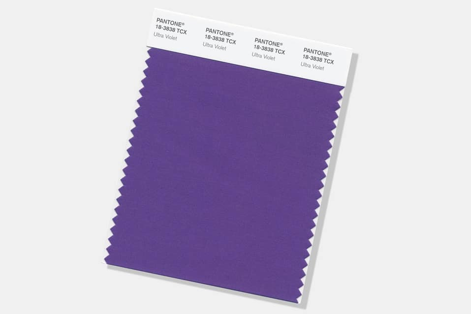 Pantone 2018 cor do ano ultra violet comer blogar amar for Pantone 2017 2018