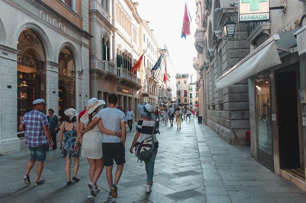 Diário de Viagem Veneza Dia 1