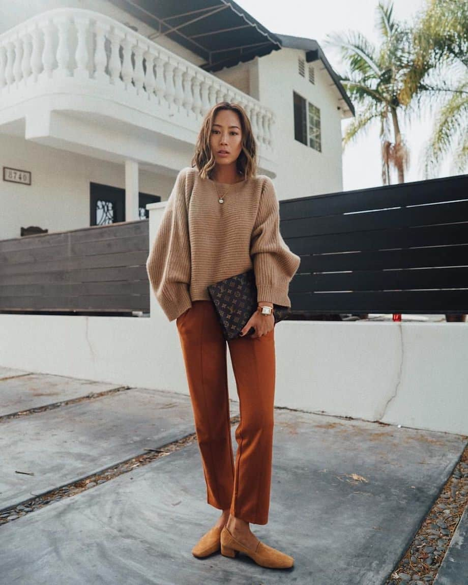 Looks Tons Terrosos Para O Inverno, tons terrosos, look tons terrosos, warm neutral looks,warm outfits for winter, looks terrosos, look com tons terrosos